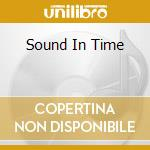 SOUND IN TIME cd musicale di LUNGFISH
