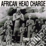 Songs of praise cd musicale di African head charge
