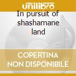In pursuit of shashamane land cd musicale di African head charge