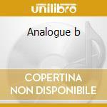 Analogue b cd musicale