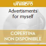 Advertisments for myself cd musicale di Captain Brave