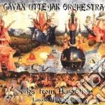 Songs from hungisthan cd musicale di Laszlo Hortobagyi