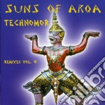 Technomor cd musicale di Suns of arqa