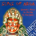 GOVINDA'S HOUSE IN C THE CITY... cd musicale di Suns of arqa
