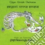 Sangeet novus sensus cd musicale di Gayan uttejak orches