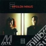 EPSILON MINUS                             cd musicale di Minus Epsilon