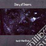 Panik manifesto cd musicale di Diary of dreams