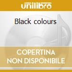 Black colours cd musicale
