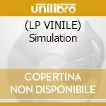 (LP VINILE) Simulation lp vinile