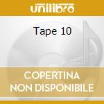 Tape 10 cd musicale