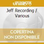 Jeff recor cd musicale