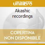 Akashic recordings cd musicale di ENGELSSTAUB