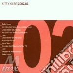 Kitty-yo int. 2002.02 cd musicale di Artisti Vari