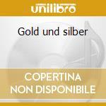 Gold und silber cd musicale di Team Jeans