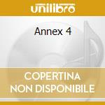 Annex 4 cd musicale