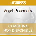 Angels & demons cd musicale