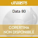 Data 80 cd musicale