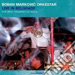 Live in b. cd musicale di MARKOVIC BOBAN ORKESTAR