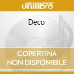 DECO                                      cd musicale di IN THE NURSERY