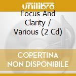 Vol. iv - focus and clarity cd musicale di Effect Mozart