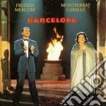 BARCELONA cd musicale di MERCURY-CABALLE'