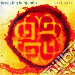 Saturate cd musicale di Benjamin Breaking
