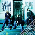 ME AND MY GANG cd musicale di RASCAL FLATTS