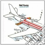 LANDING ON WATER cd musicale di Neil Young