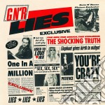 LIES cd musicale di GUNS N'ROSES