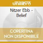 Belief cd musicale di Ebb Nitzer