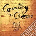AUGUST AND EVERYTHING AFTER cd musicale di Crows Counting