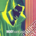 EARLY UNDERGROUND cd musicale di MOBY