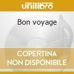 Bon voyage cd musicale di United future organization