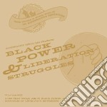 Black power and liberation struggles cd musicale di Artisti Vari