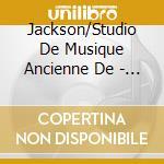 Jackson/Studio De Musique Ancienne De - Puer Natus Est cd musicale di Artisti Vari