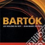 Les Violons Du Roy - Divertimento, Danses Populaires Roumai cd musicale di Bela Bartok
