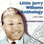 Anthology 1954-1969 cd musicale di Jerry Williams