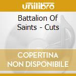 Cut cd musicale di Battalion of saints