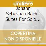 Pieter Wispelwey - J.S. Bach - Suites For Solo Ce cd musicale
