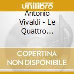 Vivaldi: the four seasons - piazzolla: t cd musicale di St. john lara