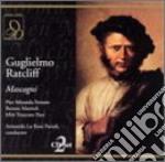 Guglielmo ratcliff cd musicale di Mascagni