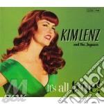 IT'S ALL TRUE!                            cd musicale di LENZ KIM & THE JAGUA