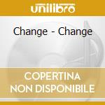 The change cd musicale
