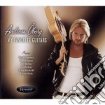 My favorite guitars cd musicale di Andreas oberg (cd+dv