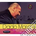 Live in ... cd/dvd cd musicale di Dado Moroni