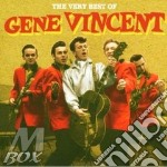 Very best of cd musicale di Gene Vincent