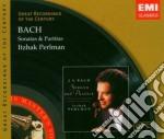 SONATE E PARTITE                          cd musicale di Itzhak Perlman