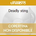Deadly sting cd musicale di Scorpions