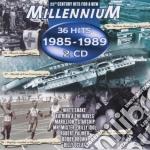 MILLENNIUM 40 HITS/85-89 cd musicale di ARTISTI VARI
