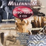 MILLENNIUM 40 HITS/90-94 cd musicale di ARTISTI VARI